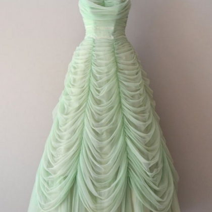 Long Prom Gown Featuring Ball Gown ..