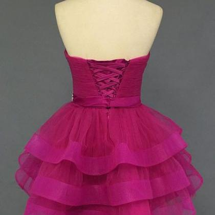 Lovely Ball Gown, Tulle Sweetheart ..