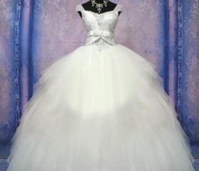 Wedding Dress, Luxur..