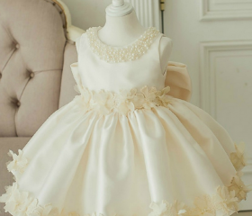 Flower Girl Dress, L..