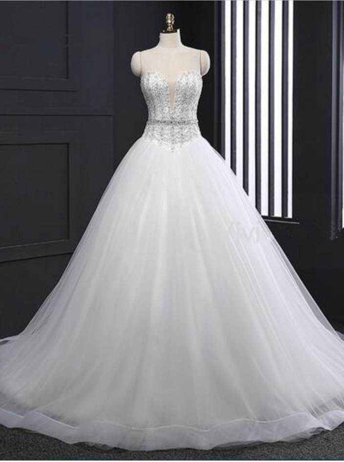 08a468c9f3e Bridal Sexy Luxury Ball Gown Wedding Dresses Princess Weddingdress China  Bridal Country Western Bride Wedding Gowns