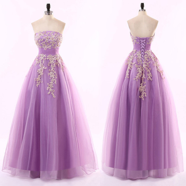 d5dee7ad939 Princess Prom Dresses