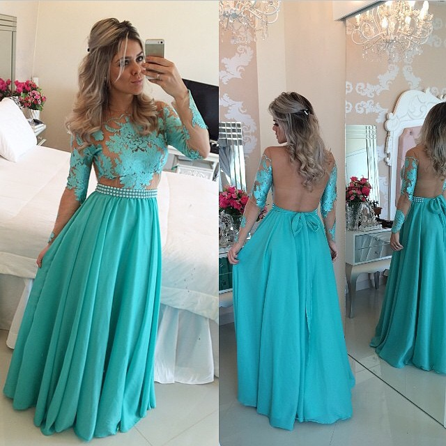 Evening Dresses, Prom Dresses,Party Dresses,Long Prom Dresses,A Line ...
