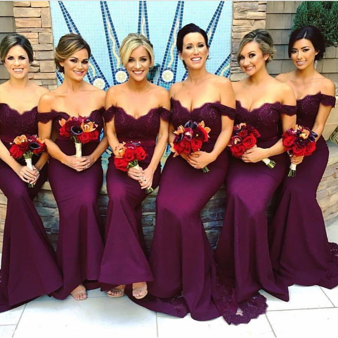 44d2ff8c285 Maroon Bridesmaid Dresses Under 100 - Gomes Weine AG
