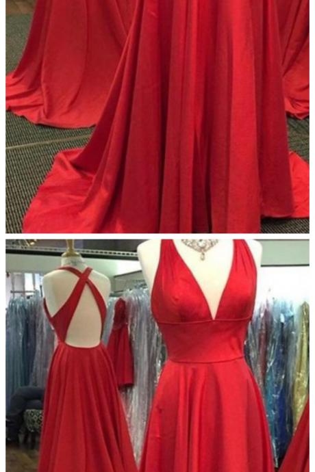 sexy prom dress,Long lace Prom Dress,V-Neck Prom Dress,Prom Dresses A-line,Prom Dresses Sexy Long,Evening Dresses with Flowers