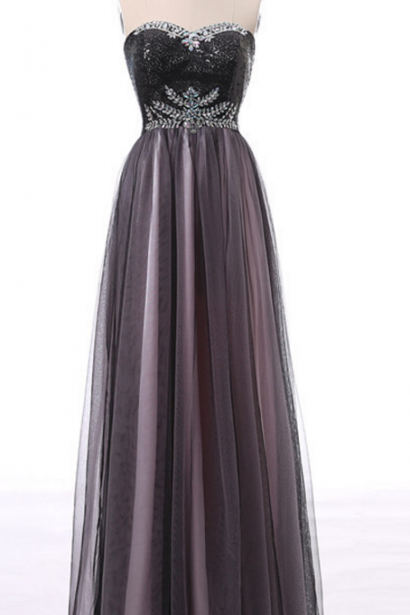 Purple beloved personalized luxury pearl color design scale long evening dress