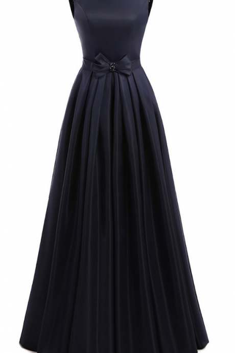 Luxury Evening Dresses Special Occasion Dresses O Neck Elegant Long Evening Gown
