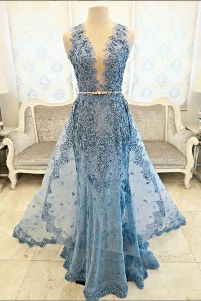 Evening Dresses, Prom Dresses,Party Dresses,New Arrival Prom Dress,Modest Prom Dress,Flower wedding dress,blue wedding dress,blue wedding dress,wedding dresses