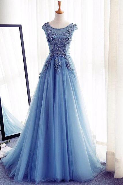 Evening Dresses, Prom Dresses,Party Dresses,Prom Dresses, Appliques A-Line Prom Dresses,Long Prom Dresses,Cheap Prom Dresses, Evening Dress Prom Gowns, Formal Women Dress,Prom Dress