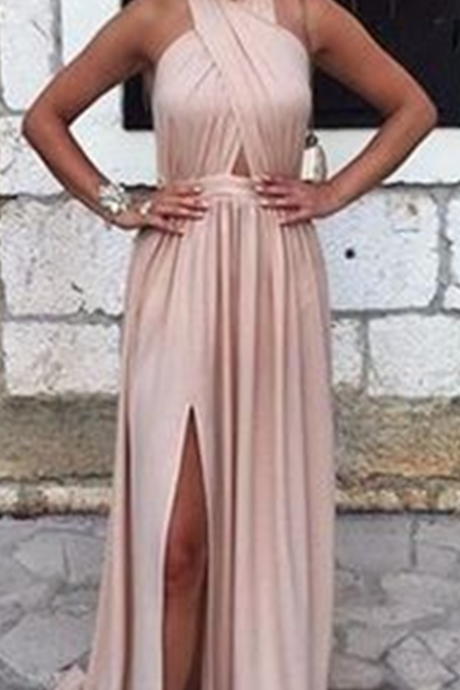 Evening Dresses, Prom Dresses,Party Dresses,Prom Dresses, Prom Dresses,Evening Dress,Party Dresses,New Arrival Prom Dress,Simple A-line backless long prom dress,evening dresses