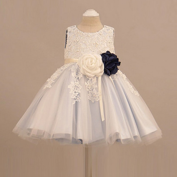 Children Kids Baby Girl Birthday Wedding Party Formal Flower Girls Dress baby Pageant dresses 184