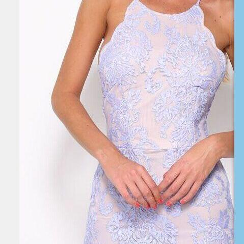 Lace Embroidery Spaghetti Straps Dress,Homecoming dresses, mother dress,Quinceanera Dresses
