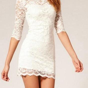 short prom dress ,Charming Homecaming Dress, Sweetheart Homecaming Dress, lace Homecaming Dress ,Qute Homcaming Dress lace
