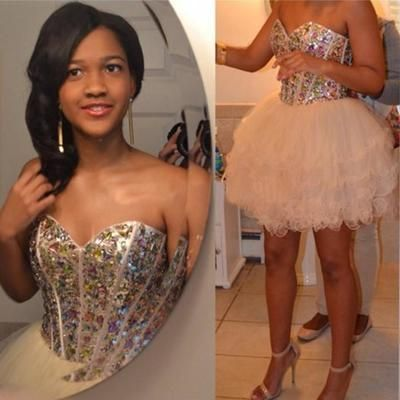 Homecoming Dresses,Short Homecoming Dress,Tulle Homecoming Dresses